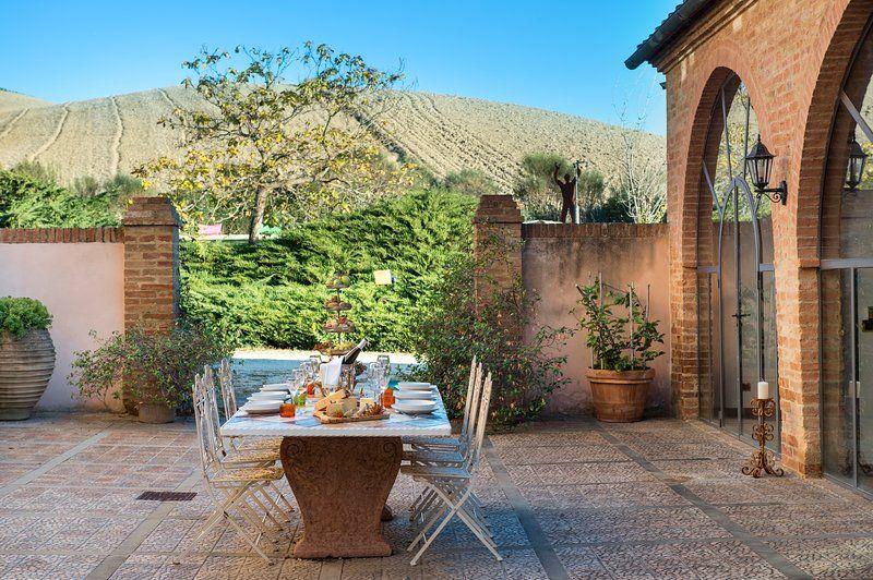 Casa de 440 m² en Montalcino