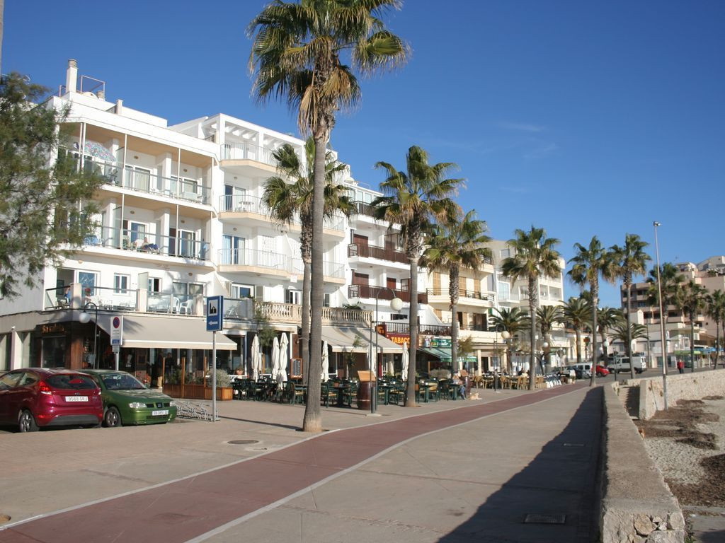40 m² holiday rental in Cala millor