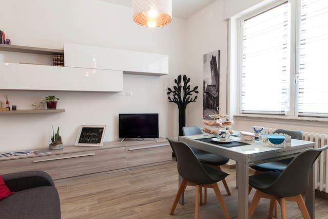 Vivienda de 50 m² en Bergamo