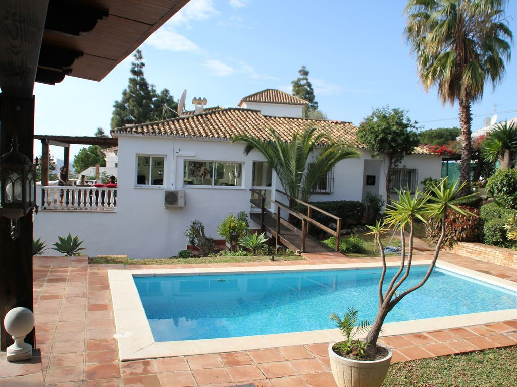 Tourist Apartment in Costa del sol with  Garden