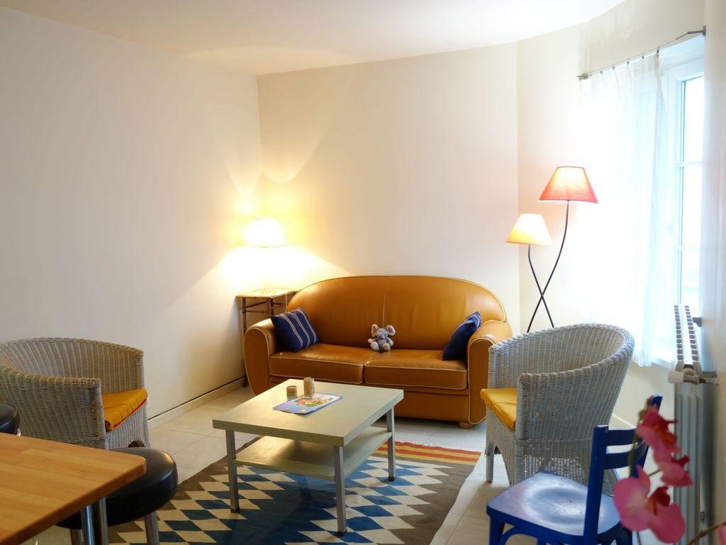 Logement à 2 chambres à Dinard