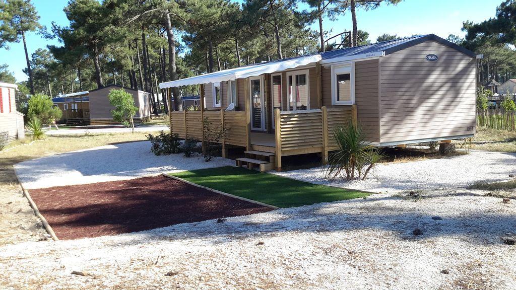 Alojamiento para 6 huéspedes en Vendays-montalivet
