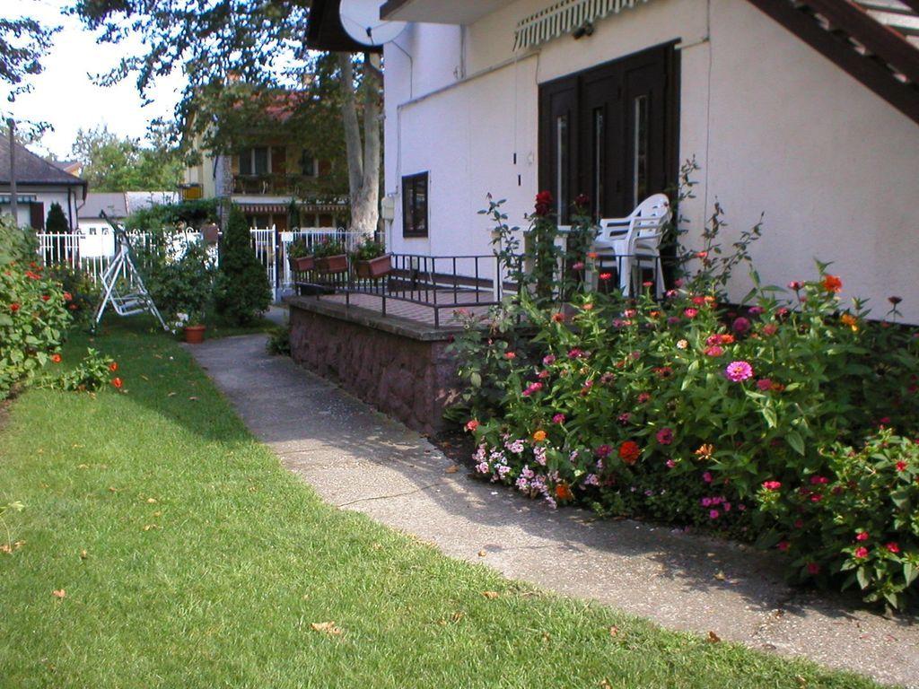 Practical apartment in Siófok