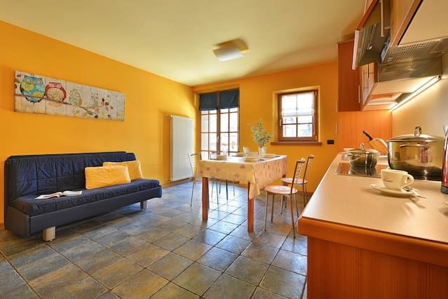 Chalet Matteo - Appartamento nr 2