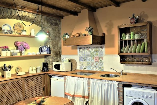 Equipped apartment in Lastres