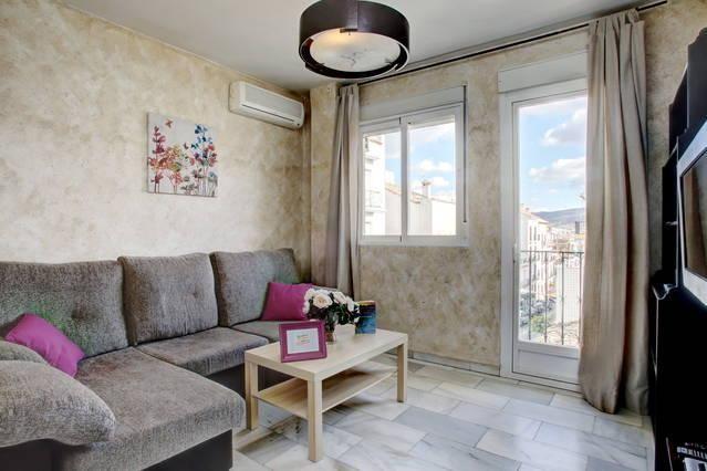 Apartamento atractivo en Ronda con  Cocina