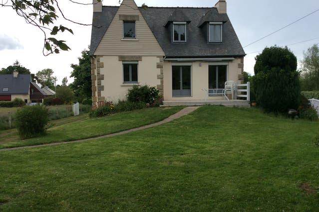 Residencia panorámica en Lancieux