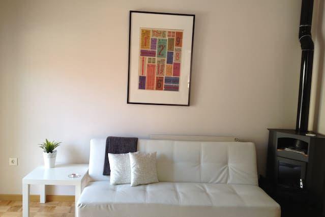 Bonito apartamento en Somiedo