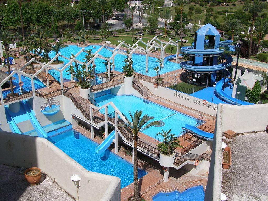 Holiday rental of 60 metres squared  in Benalmádena