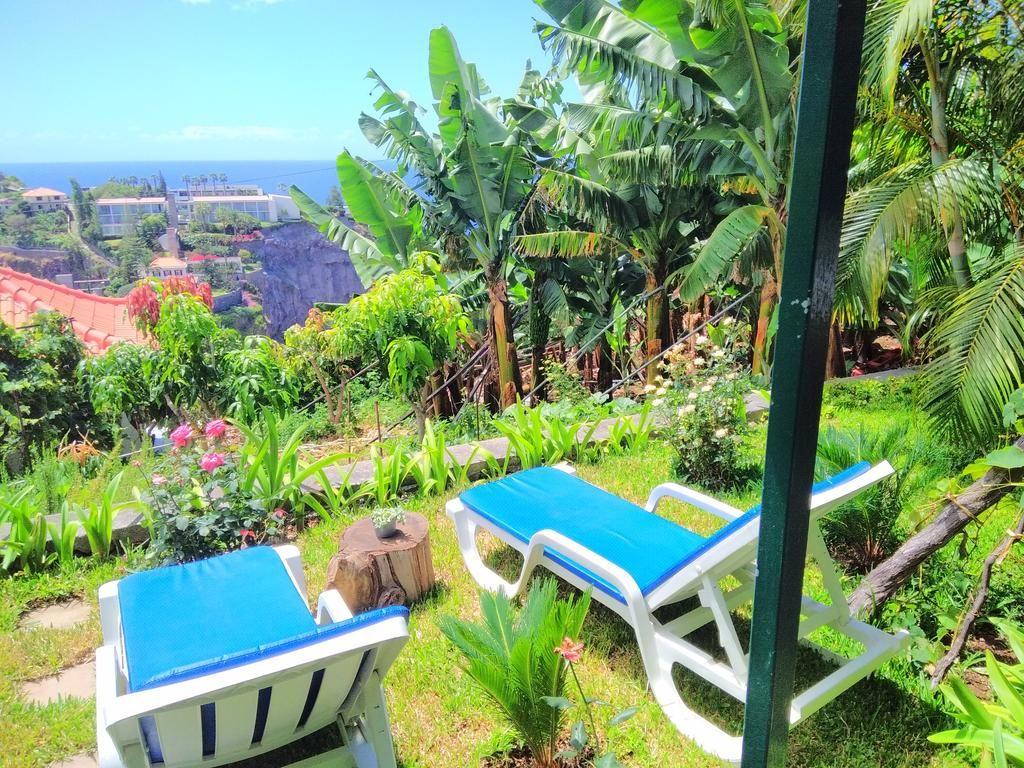 Piso con jardín en Ponta do sol
