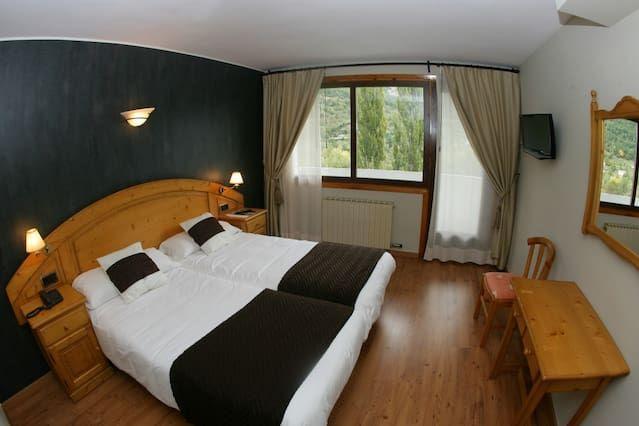 Hotel de Montaña en Ordesa
