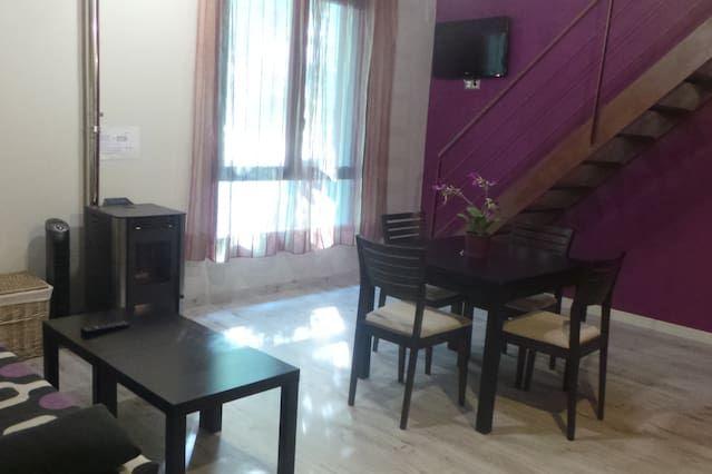 Equipado piso de 70 m²