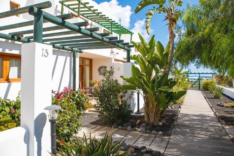 Villa Charco del Palo