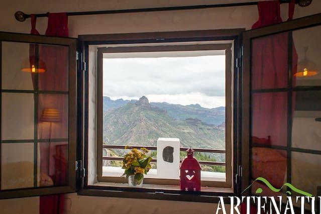 Apartment in Artenara with 3 rooms