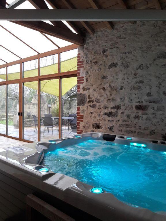Casa con jardín en Vendée