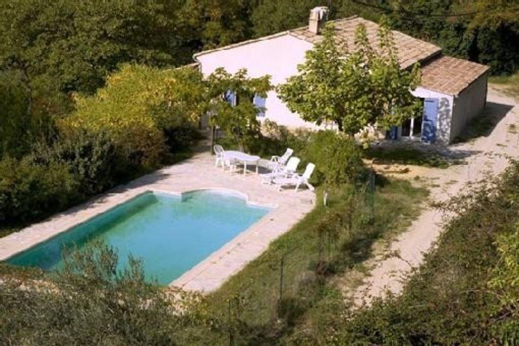 Residencia en Drôme para 8 huéspedes