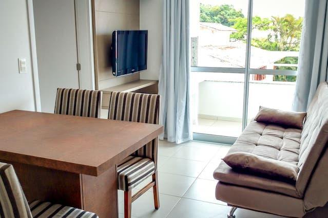 Vivienda en Florianópolis de 1 habitación