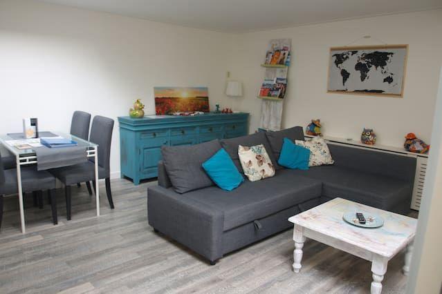 Wohnung in Hoofddorp mit Garten