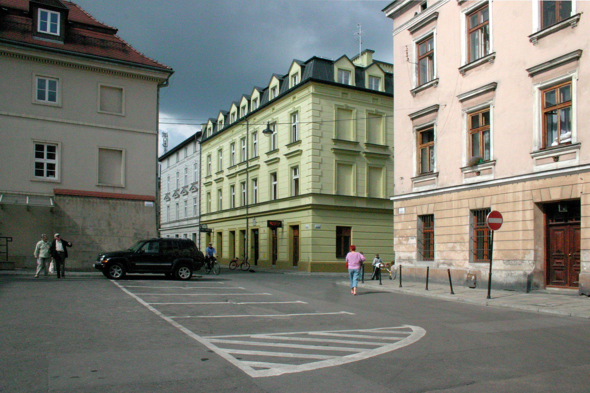 Apartamento en Cracovia con  Wifi