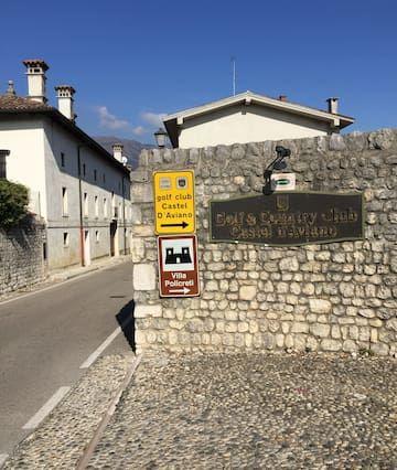 Apartamento de 1 habitación en Castello d'aviano