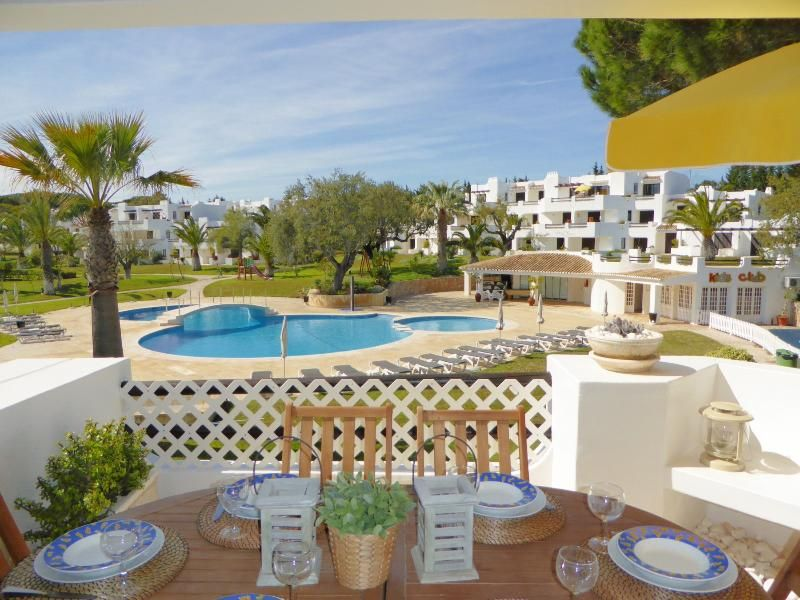 Apartment in Albufeira with 2 rooms