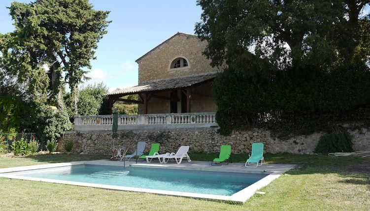 Apartamento con piscina en Murviel-les-beziers