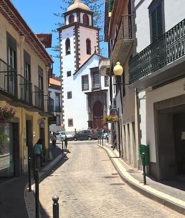 Ferienwohnung in Funchal mit Wi-Fi
