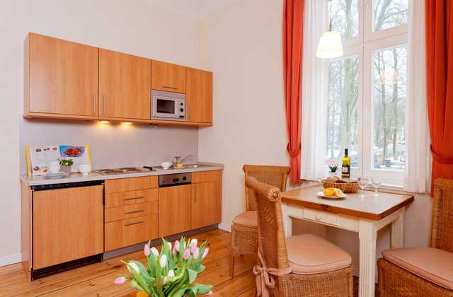 Wohnung in Heringsdorf mit 1 Zimmer