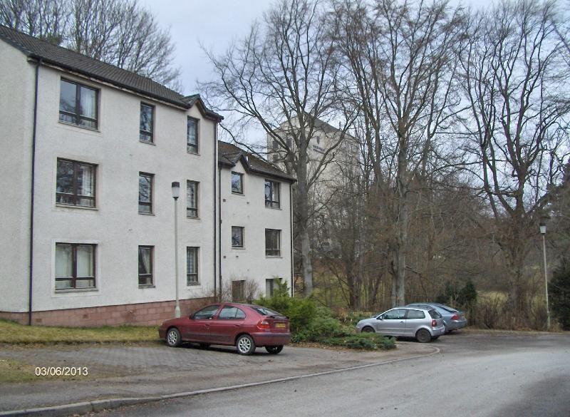 Grampian Court, Aviemore centre