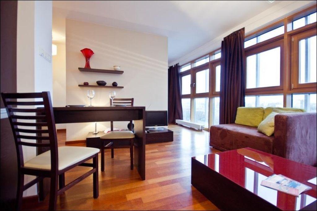 Apartamento en Varsovia con  Balcón