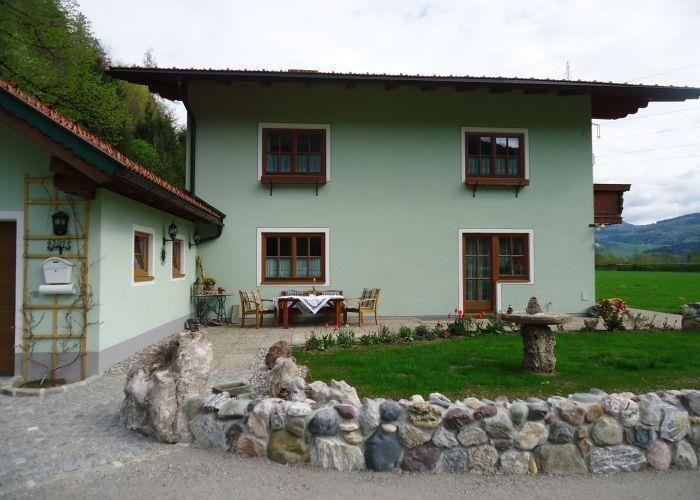 Landhaus Stockl Appartement/Fewo, Dusche und Bad, WC, 2 Schlafräum