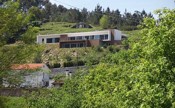 Residencia con wi-fi en Verdoejo