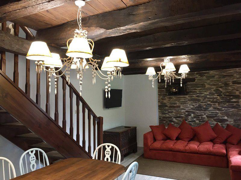 Casa en Santa eulalia de oscos de 2 habitaciones