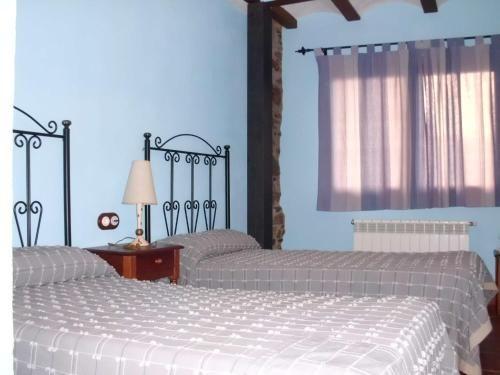 Alojamiento de 1 habitación en Pina de montalgrao