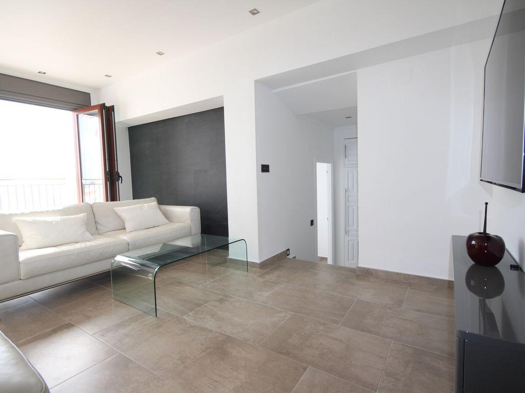 Apartamento hogareño con TV y Parking en Moraira