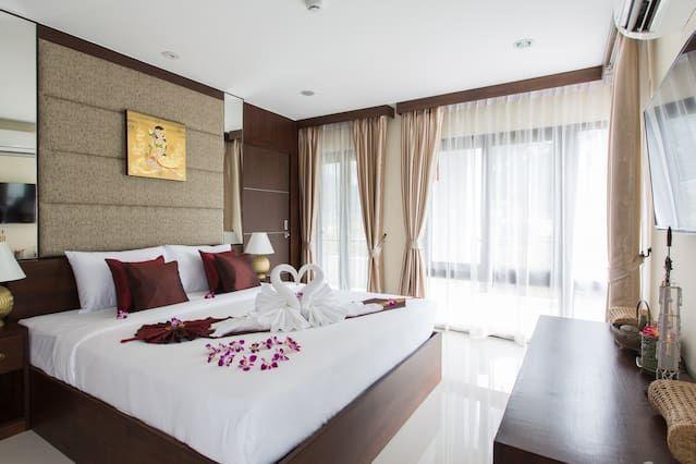 Alojamiento con wi-fi en Tambon ao nang