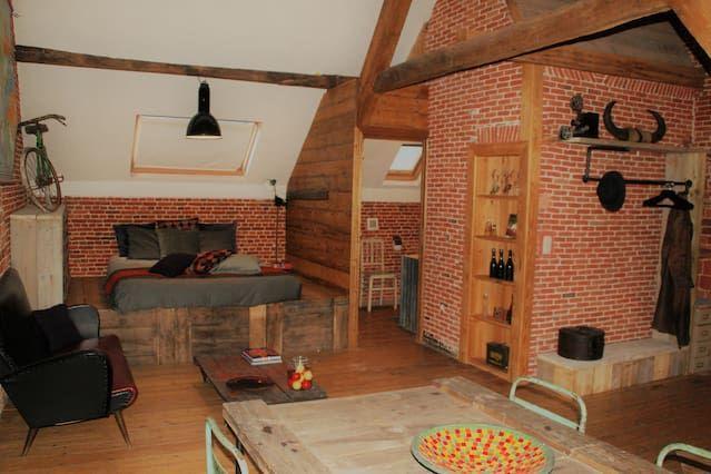 Eingerichtetes Apartment in Antwerpen