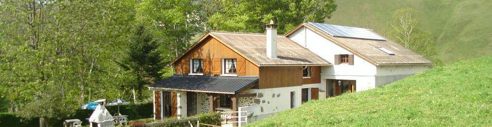 Casa de montaña à Accous, en casa de Huguette