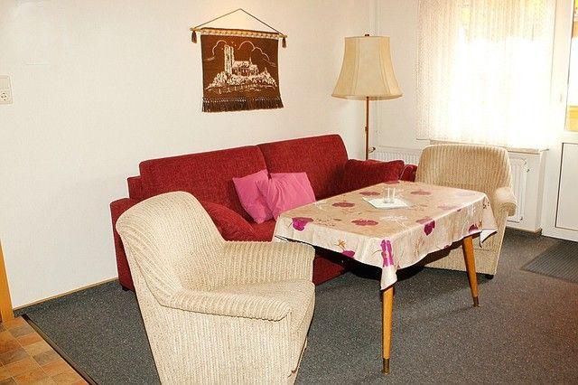 Ferienunterkunft auf 25 m²