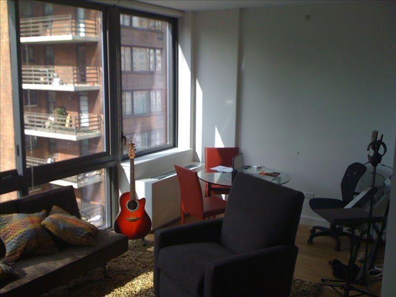 Apartamento hogareño de 59 metros en Nueva york
