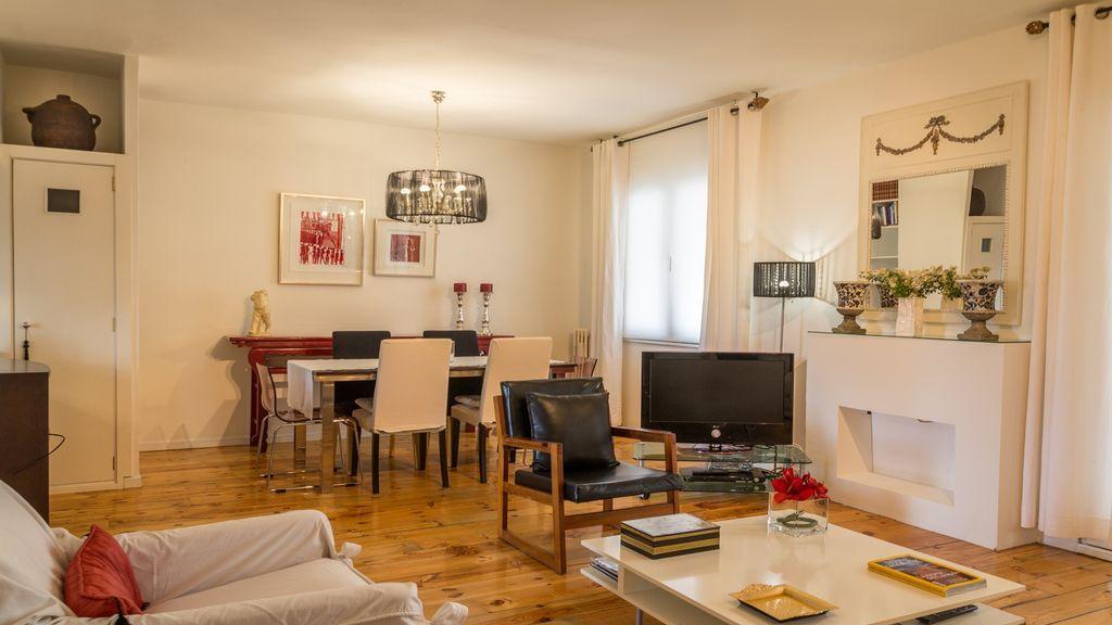 Alojamiento vacacional de 2 habitaciones en Valladolid