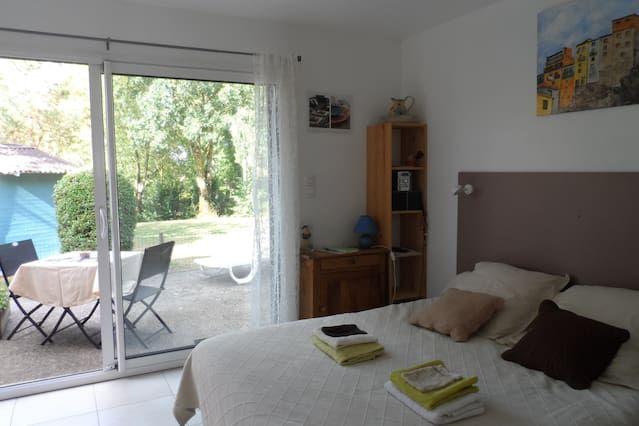 Estudio en el campo cerca de la Vendée Puy du Fou