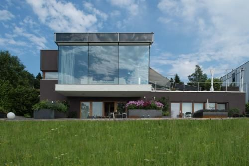 Property with views in Lochau
