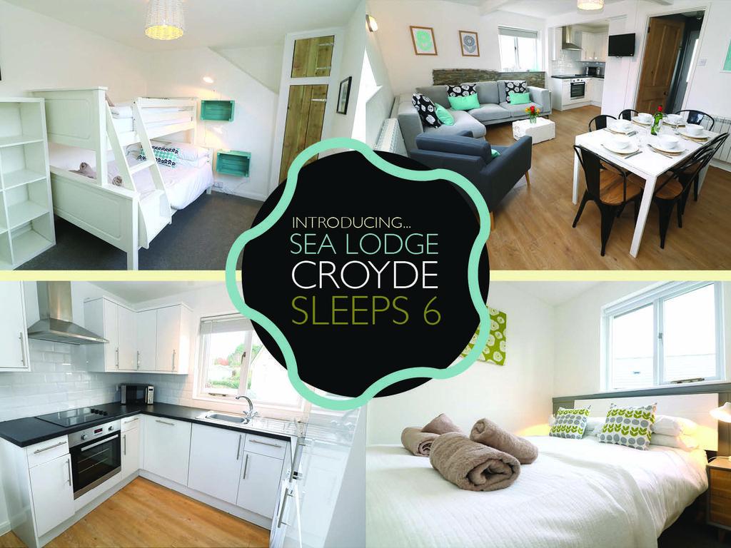 Vivienda de 3 habitaciones en Croyde, braunton