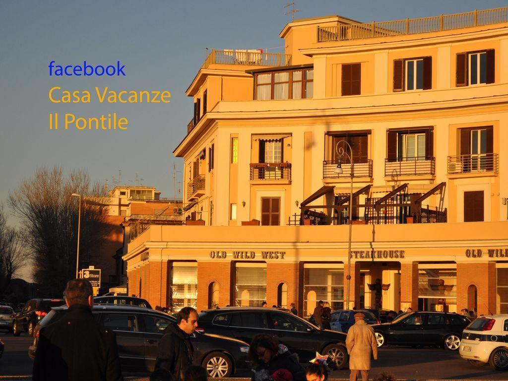 Hébergement avec wi-fi à Roma (ostia lido)