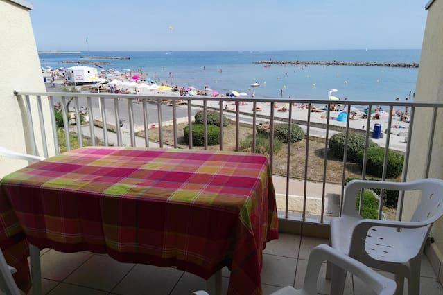 Apartamento en Palavas-les-flots para 5 huéspedes