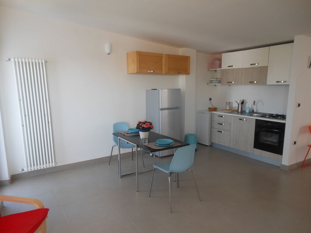 Apartamento para 3 huéspedes en Pisticci
