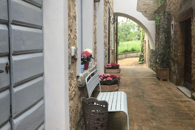 Residencia con parking incluído en Orvieto