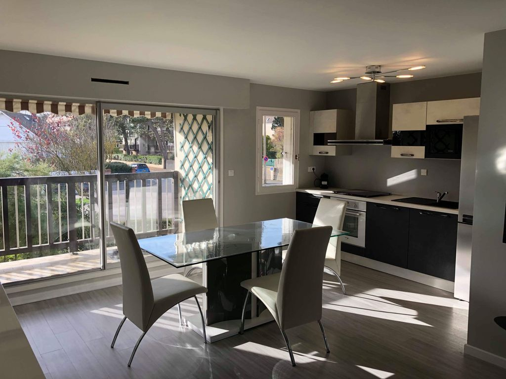 Apartamento en Cabourg con wi-fi