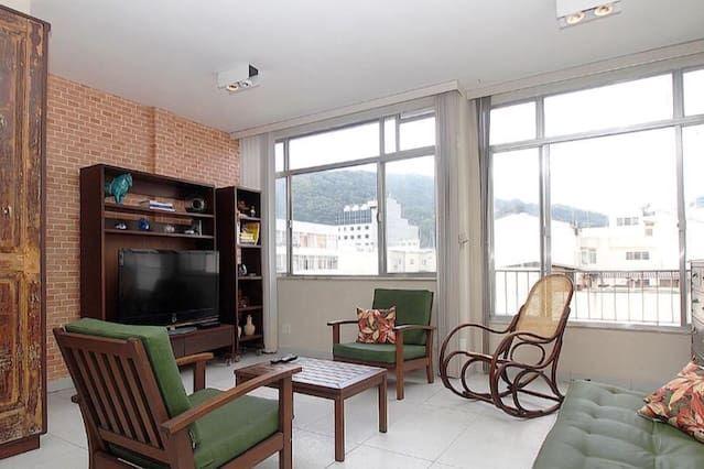 Apartamento apto para mascotas en Río de janeiro